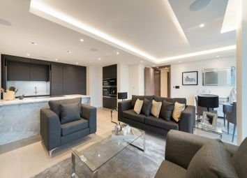 Thumbnail 2 bed flat to rent in Countess House, Chelsea Creek, Fulham