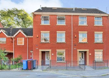New Barns Avenue, Manchester, Greater Manchester M21. 6 bed end terrace house