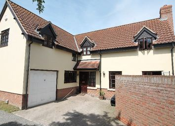 Thumbnail 4 bed detached house to rent in Laburnum Lane, Burwell