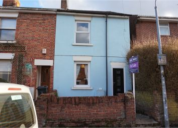 Thumbnail 2 bed end terrace house for sale in Stafford Street, Swindon