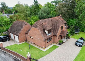 Thumbnail 5 bed detached house for sale in Clay Lake, Endon, Staffordshire