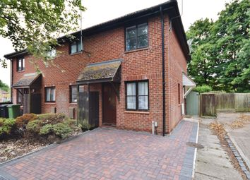 Thumbnail 1 bed end terrace house for sale in Worcester Drive, Didcot