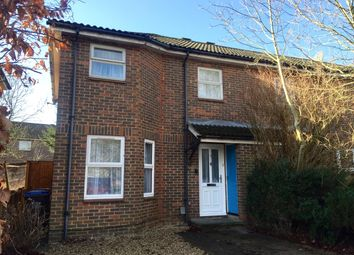 Thumbnail 2 bed end terrace house to rent in The Spinney, Welwyn Garden City
