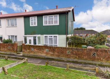 Thumbnail 3 bed end terrace house for sale in Rothwell Close, Cosham, Portsmouth