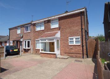 Thumbnail 3 bed semi-detached house for sale in Bemrose Road, Allenton, Derby