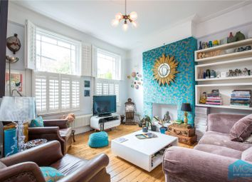 Thumbnail 4 bed terraced house for sale in Abbeville Road, Crouch End, London