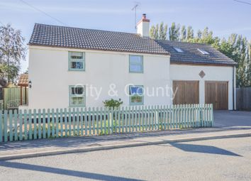 Thumbnail 3 bed cottage for sale in Eaugate Road, Moulton Chapel, Spalding