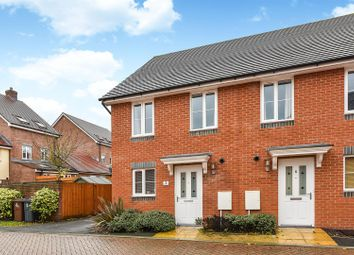Thumbnail 2 bed semi-detached house for sale in Bailey Close, Picket Piece, Andover