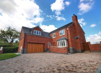Thumbnail 5 bed detached house for sale in Loscoe Denby Lane, Loscoe, Heanor