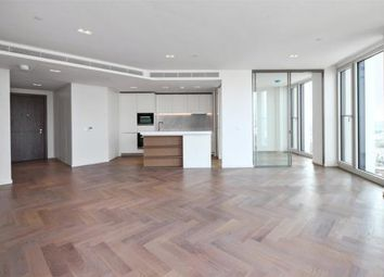 Thumbnail 3 bed flat to rent in South Bank Tower, 55 Upper Ground, London