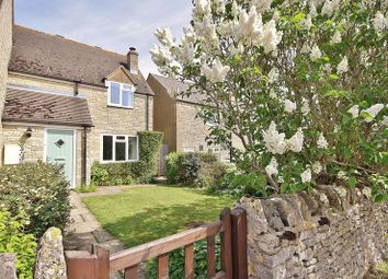 Thumbnail 2 bed end terrace house for sale in Lower End, Leafield, Witney