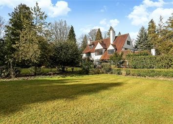 Thumbnail 5 bedroom detached house for sale in West Drive, Virginia Water, Surrey