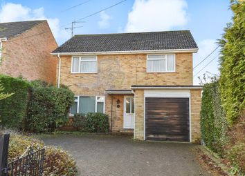 Thumbnail 4 bed detached house for sale in Glenmount Road, Mytchett, Camberley