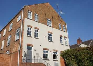 Thumbnail 2 bedroom flat for sale in Hooks Close, Anstey, Leicester