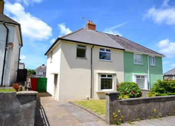 3 bed semi-detached house for sale in St. Johns Road, Pembroke Dock SA72