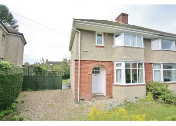 Thumbnail 3 bed semi-detached house to rent in Hunsdon Road, Iffley, Oxford