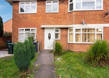 Thumbnail 2 bed maisonette for sale in Vine Crescent, West Bromwich, West Midlands