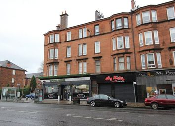 Thumbnail 2 bed flat to rent in Govanhill, Victoria Road, - Part Furnished
