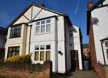 Thumbnail 2 bed semi-detached house to rent in Carnarvon Road, West Bridgford, Nottingham
