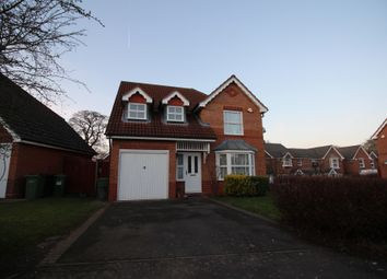 4 bed detached house to rent in Hornbeam Close, Leicester LE2