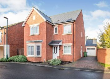 Thumbnail 4 bed detached house for sale in Webbs Way, Tewkesbury, Gloucestershire
