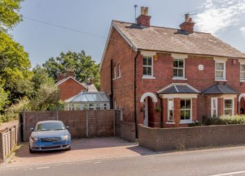 Thumbnail 3 bed semi-detached house for sale in Hardwick Lane, Lyne, Chertsey