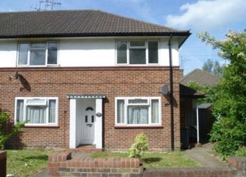 Thumbnail 2 bed maisonette for sale in Bushey Grove Road, Bushey, Hertfordshire