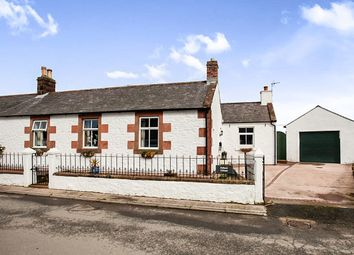 Thumbnail 4 bed bungalow for sale in High Road, Hightae, Lockerbie