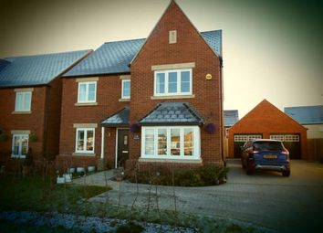 Thumbnail 5 bed detached house for sale in Camp Road, Bicester, Oxfordshire