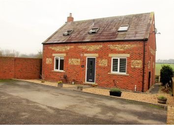 Thumbnail 3 bed detached house for sale in Moor Lane, Knaresborough