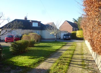 Thumbnail 4 bed semi-detached bungalow for sale in Burleaze, Chippenham