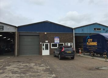 Thumbnail Light industrial to let in 4 Garrood Drive, Fakenham