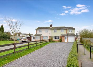 Thumbnail 4 bedroom semi-detached house for sale in Spurgeon Close, Sible Hedingham, Essex
