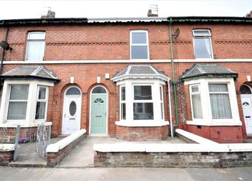 Thumbnail 3 bed terraced house for sale in North Albion Street, Fleetwood, Lancashire