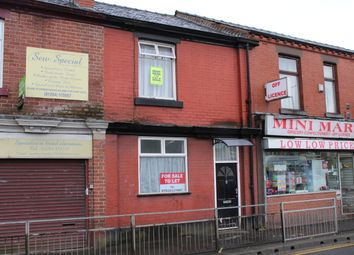 Thumbnail 2 bed terraced house for sale in Longcauseway, Farnworth
