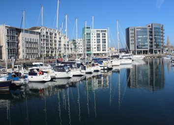 Thumbnail 2 bed flat for sale in Pinnacle Quay, Harbour Avenue, Sutton Harbour, Plymouth