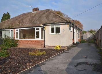 Thumbnail 2 bed semi-detached bungalow for sale in Westbury Close, Fleet