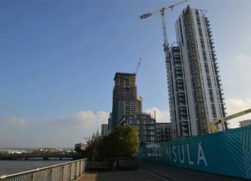Thumbnail 2 bed flat for sale in The Waterman, North Greenwich, London