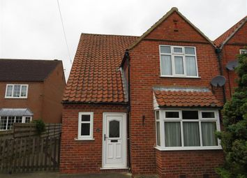 Thumbnail 3 bedroom semi-detached house for sale in New Lane, Huntington, York