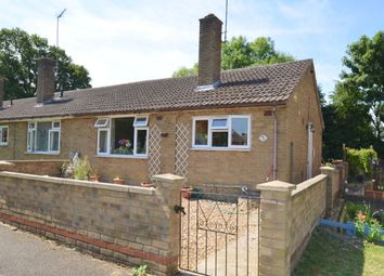 Thumbnail 2 bedroom bungalow for sale in Spinney Road, Weldon, Corby