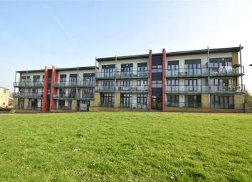 Thumbnail 2 bed flat for sale in Skylark Avenue, Greenhithe, Kent