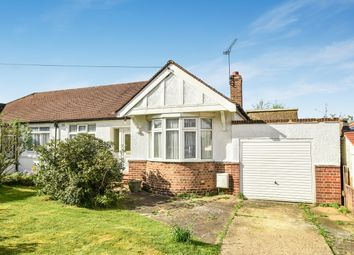 Thumbnail 2 bed semi-detached bungalow for sale in Haslemere Avenue, East Barnet, Barnet