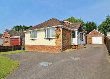 Thumbnail 4 bed detached bungalow for sale in Rosemary Way, Horndean, Waterlooville