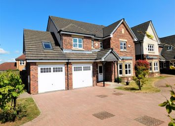 Thumbnail 4 bed detached house for sale in Tarmachan Road, Dunfermline