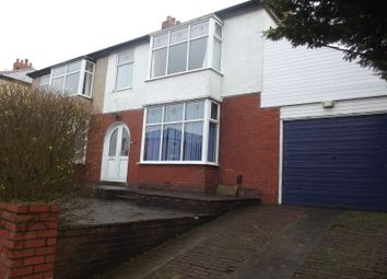 Thumbnail 3 bedroom semi-detached house to rent in Southern Parade, Preston
