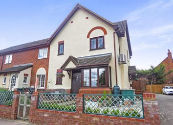 Thumbnail 1 bedroom end terrace house for sale in Bunyan Road, Biggleswade