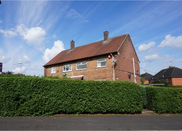 Thumbnail 3 bed semi-detached house for sale in Ralph Drive, Stoke-On-Trent