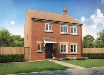 "Thumbnail 3 bed detached house for sale in ""The Whitehall"" at Hounsfield Way, Sutton-On-Trent, Newark"