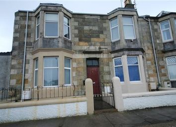 Thumbnail 1 bed flat for sale in Mcisaac Road, Saltcoats