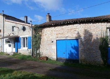Thumbnail 3 bed property for sale in Champagne-Mouton, Charente, 16350, France